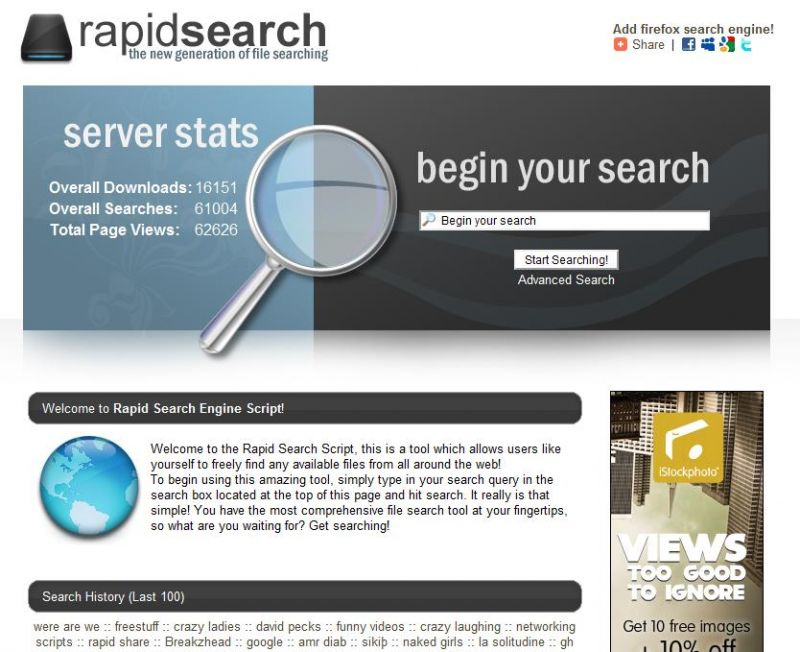 Rapid-Search-Engine.com Alternatives and Similar Websites ...